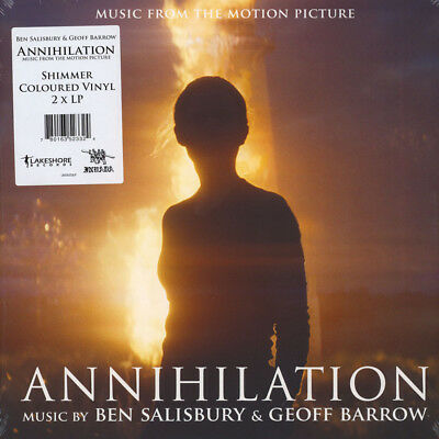 Ben Salisbury & Geoff Barrow - OST Annihilation Col (2LP - 2018 - US - Original)