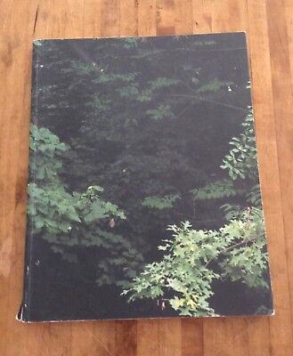 Roni Horn - Earths Grows Thick - exhibition - Ohio - 1996 - SIGNED