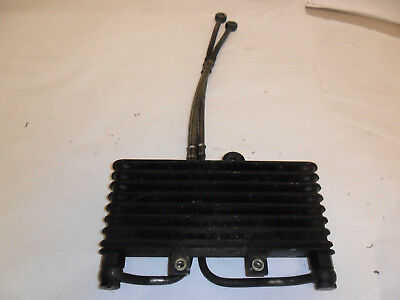Triumph 01 Sprint 955I Oem Oil Cooler With Lines