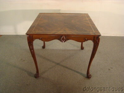 45799 Hickory Chair Mahogany French Style Table