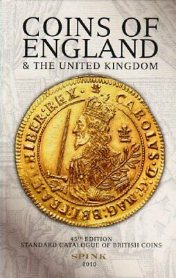 Coins of England and the United Kingdom 2010 Hardback Book The Cheap Fast Free