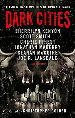 Dark Cities by Joe R. Lansdale Book The Cheap Fast Free Post