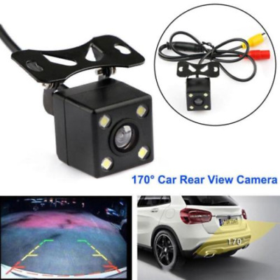 Parking HD night Assistance Car Rear View Camera CCD+LED Backup With 170 degree