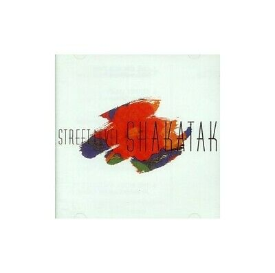Shakatak - Street Level - Shakatak CD IZVG The Cheap Fast Free Post The Cheap