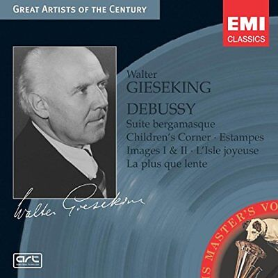 Suite Bergamasque, Children's Corner, Images (Gieseking) -  CD YUVG The Cheap
