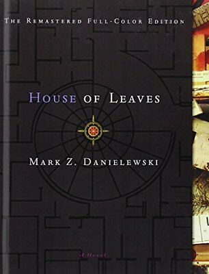 House of Leaves by Danielewski, Mark Z Book The Fast Free Shipping