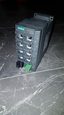 Siemens Scalance X2008 Switch Industrie