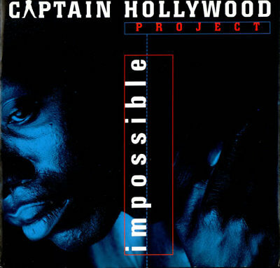 """Captain Hollywood Project 12"""" vinyl single record (Maxi) Impossible UK"""