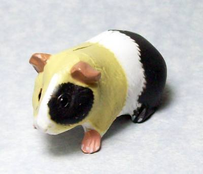 Kaiyodo Choco Q Pet Series 3 domestic guinea pig figure red color US seller