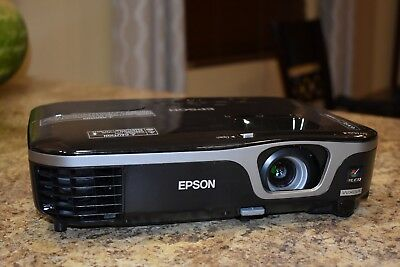 Epson EX7210 LCD Projector (lamp 269 hours)