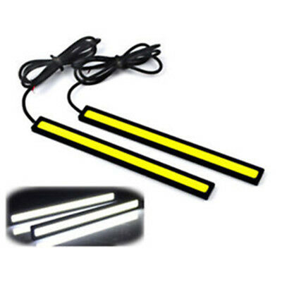 1 Pair Marine Led Light Courtesy & Utility Strip For Boats 12 Volts White 17CM