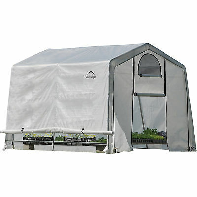 ShelterLogic Grow-It Greenhouse Kit - 10ft.W x 10ft.L x 8ft.H, Model# 70656
