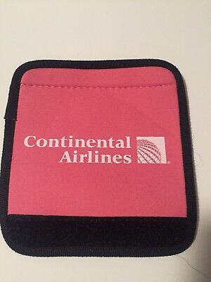 Continental Airlines Luggage Handle Wrap