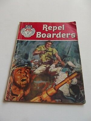 War At Sea Picture Library - Repel Boarders - No.11 -