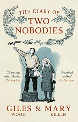 The Diary of Two Nobodies by Wood, Giles Book The Cheap Fast Free Post