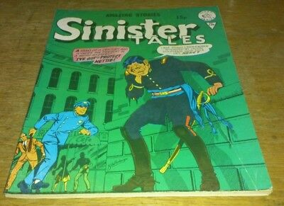 Sinister Tales 149, Alan Class 1970S