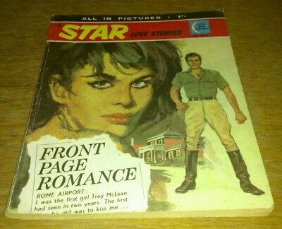 Star Love Story Library 1969