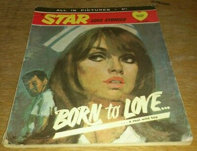 Star Love Story Library, 1968