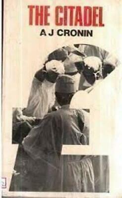 The Citadel by A. J. Cronin Paperback Book The Cheap Fast Free Post
