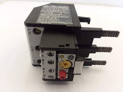 Ge Rt2J Overload Relay 64-82 Amp Manual/automatic Nnb