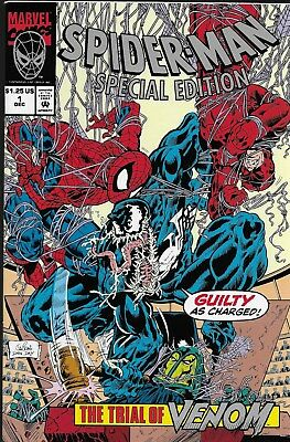 Spider-Man Special Edition No.1 / 1992 The Trial of Venom / Daredevil / Unicef
