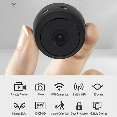 1080P Wireless WIFI IP Camera CCTV Mini Smart Home Security Camera Battery