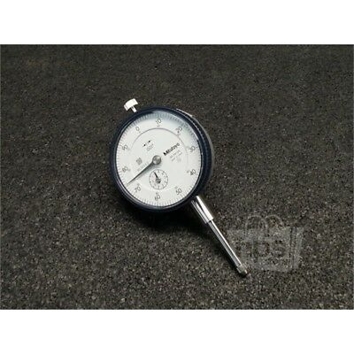 "Mitutoyo 2416S Dial Indicator, 0-1"", Continuous Reading"