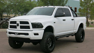 2011 Dodge Ram 2500 DODGE RAM 2500 SLT 4X4 LEATHER LIFTED WINCH 2011 DODGE RAM 2500 SLT 4X4 CREWCAB LEATHER WINCH LIFTED LOW MILES EXTAR CLEAN