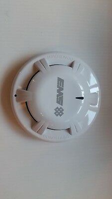 EMS Firecell FCX-177-001 Optical Smoke Detector - Brand New with Dust Cap