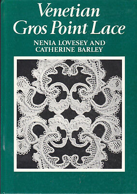 Venetian Gros Point Lace
