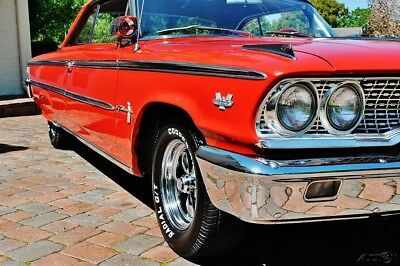 1963 Ford Galaxie Simply stunning 500 Fastback Absolutely Gorgeous! 1963 z code 390 v-8 Power Steering & Brakes Cruise-o-Matic Transmission