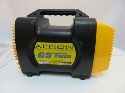 Appion G5TWIN Refrigerant Recovery Machine *No Reserve*