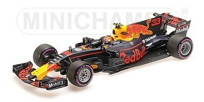 Minichamps 1:18 117171833 RED BULL RACING RB13 VERSTAPPEN WINNER MEXICAN GP ´17