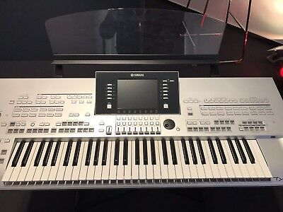 Yamaha Tyros 3 In Top Form Incl. Softwarestick,Topp!!!!