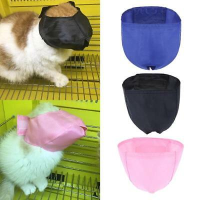 Cat Eye Mask Muzzle Bath Beauty Grooming Pet Supplies Anti Bite Protective Cover
