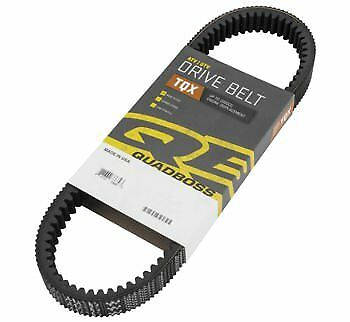 QuadBoss CVT Drive Belt TQX for Yamaha 13-17 YFM700 Grizzly 4x4 EPS, 08-12 YXR7