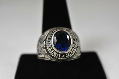 United States Air Force Ring, Sterling Silver