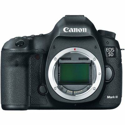 Canon EOS 5D Mark III 22.3 MP Full Frame 1080p Full-HD Video Mode  DSLR Camera