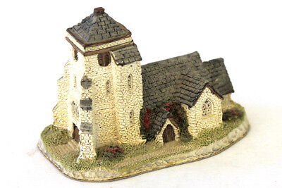 1985 Hand Made David Winter Cottages St. George's Church Figurine