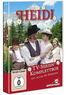 Heidi TV-Serien-Komplettbox - universum film 88691908889 - (DVD Video / TV-Serie