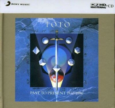 Toto - Past To Present 1977 - 1990 (K2HD Mastering)