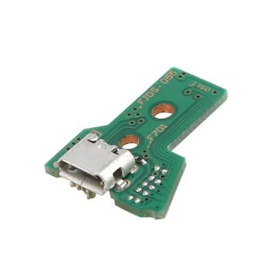 for PS4 Controller USB Charging Port Socket Circuit Board JDS-050 12 Pin