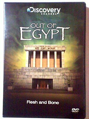Flesh and Bone - Out of Egypt - DVD - DVD  S0VG The Cheap Fast Free Post