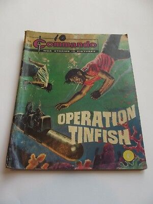 Commando Comics - No.150 - Operation Tinfish