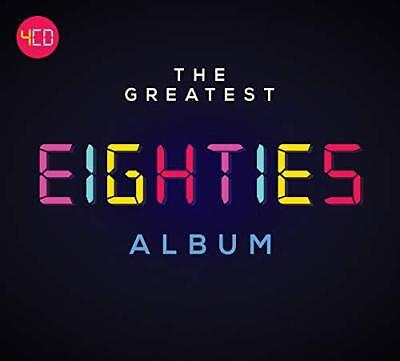 The Greatest Eighties Album - Various Artists (NEW 4CD)