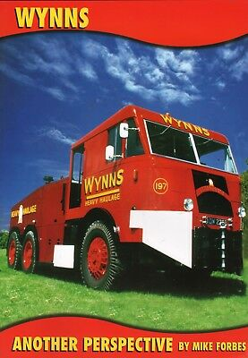 Trucks, Heavy Haulage book WYNNS - ANOTHER PERSPECTIVE
