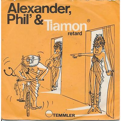 "Alexander, Phit + Tiamon - Single 7"" Vinyl 132/01"