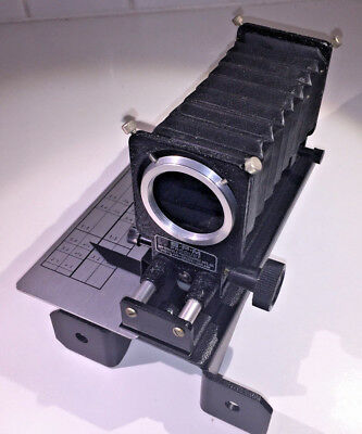 BPM Bellows with Nikon body mount and 39mm lens mount flange