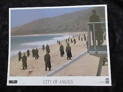 City Of Angels  lobby card # 7 - Nicolas Cage