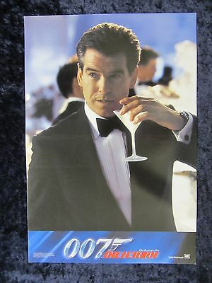 DIE ANOTHER DAY lobby card # KR6 -  PIERCE BROSNAN, HALLE BERRY, JAMES BOND 007